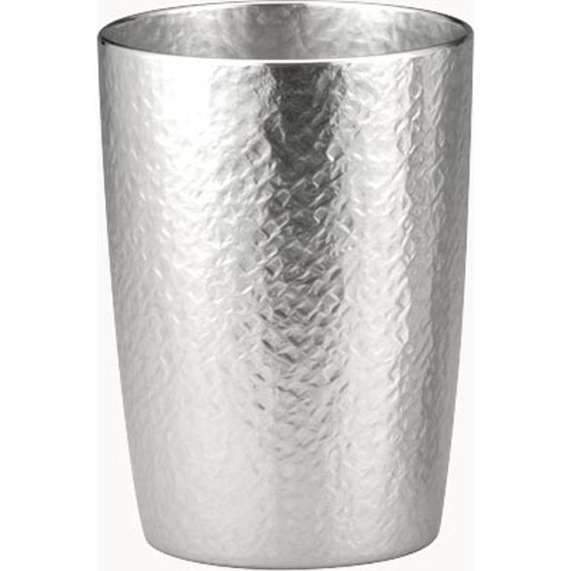 大阪錫器錫製タンブラー180ml16-4-1木点入|コップカップ酒器錫婚式