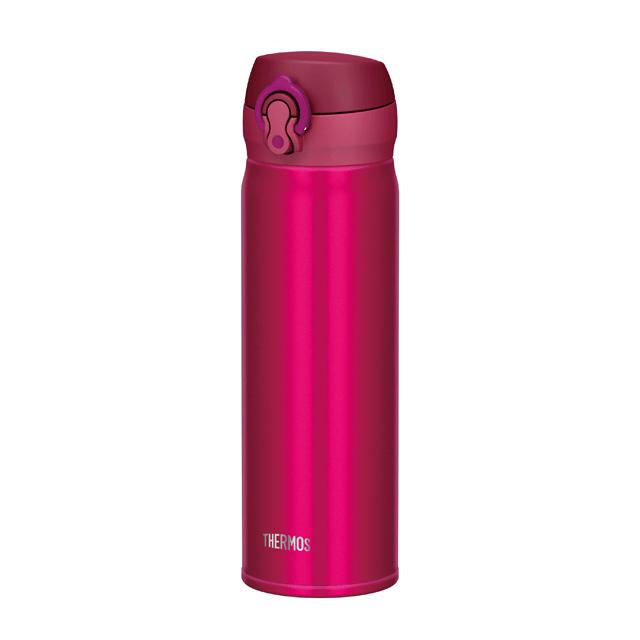 サーモス真空断熱ケータイマグJNL-503/CRBクランベリー500ml|ボトル保温保冷直飲み水分補給0.5L軽量熱中症