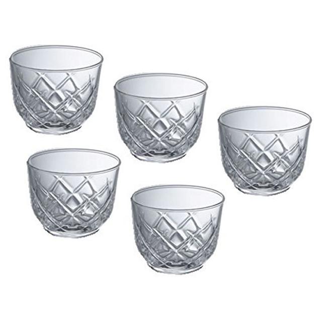 東洋佐々木ガラス 冷茶グラスセット 205ml 5個 MZB-05130-5N