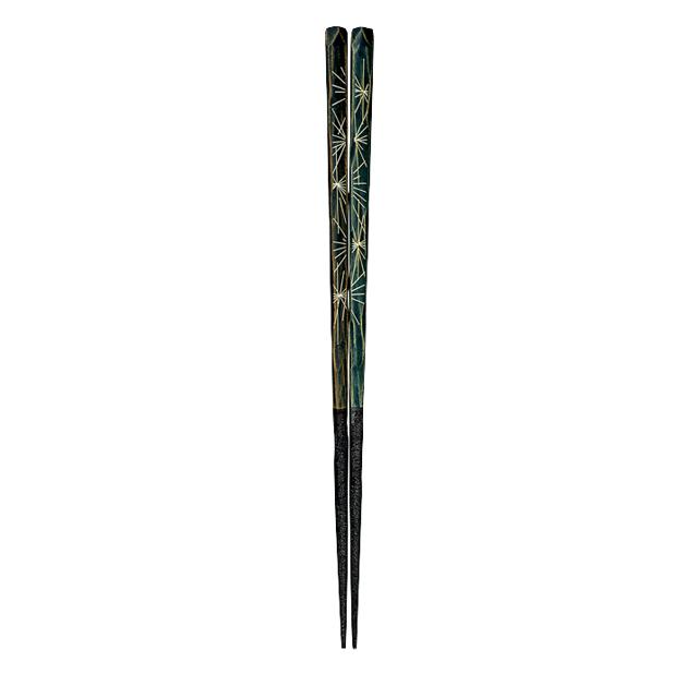 箸扇松葉23cm