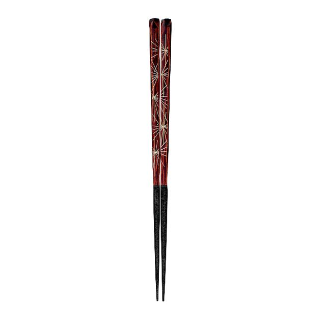 箸扇松葉21cm