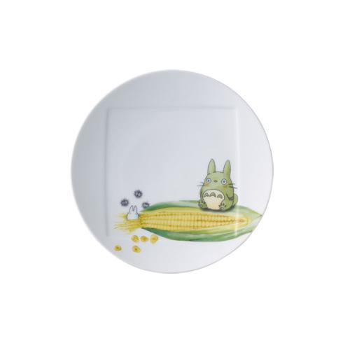 ノリタケとなりのトトロ野菜シリーズ15.5cmプレート(トウモロコシVT9931A/1704-3NoritakeTOTORO