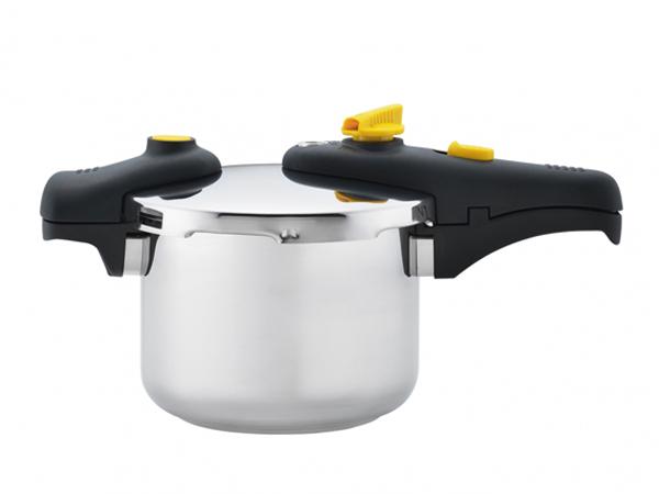 アオヤギコーポレーション ステンレス片手圧力鍋 3.2L ストラスブール IH対応