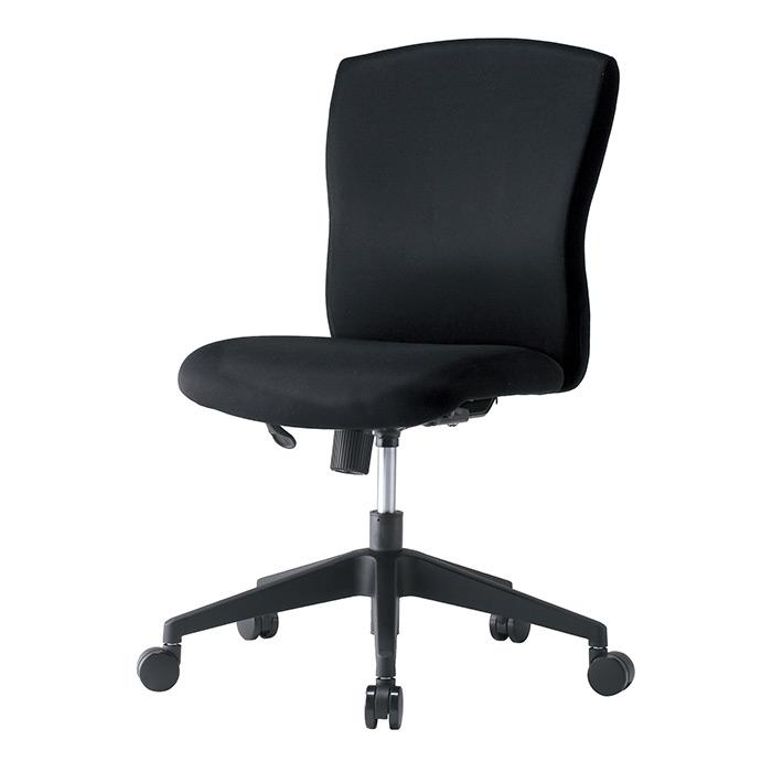 【法人様限定】【直送便】井上金庫販売 回転椅子 JUC-06LMライム