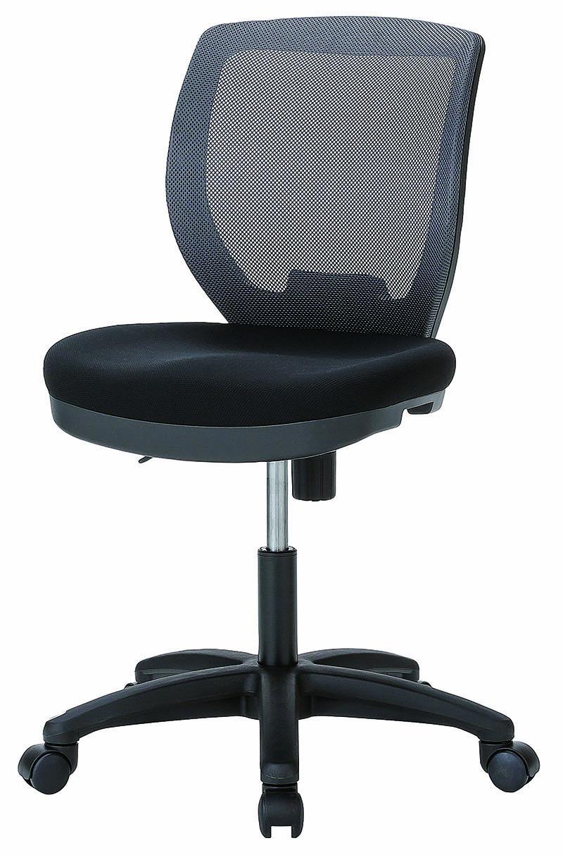 【法人様限定】【直送便】井上金庫販売回転椅子DNT-52 GLグレー