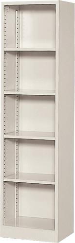 東洋事務器工業 オープン書庫 S260-TNG 幅465奥行380高さ1790mm