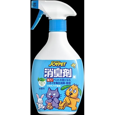 ジョンソントレ-ディング JYOPET液体消臭剤 400ml