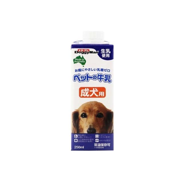 ドギーマンハヤシ ペットの牛乳 成犬用 250ml その他犬用フード