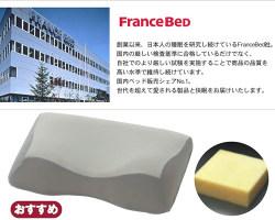【お取り寄せ】France Bed(フランスベッド)ニューショルダーフィットピロー 低反発ハイタイプ 枕