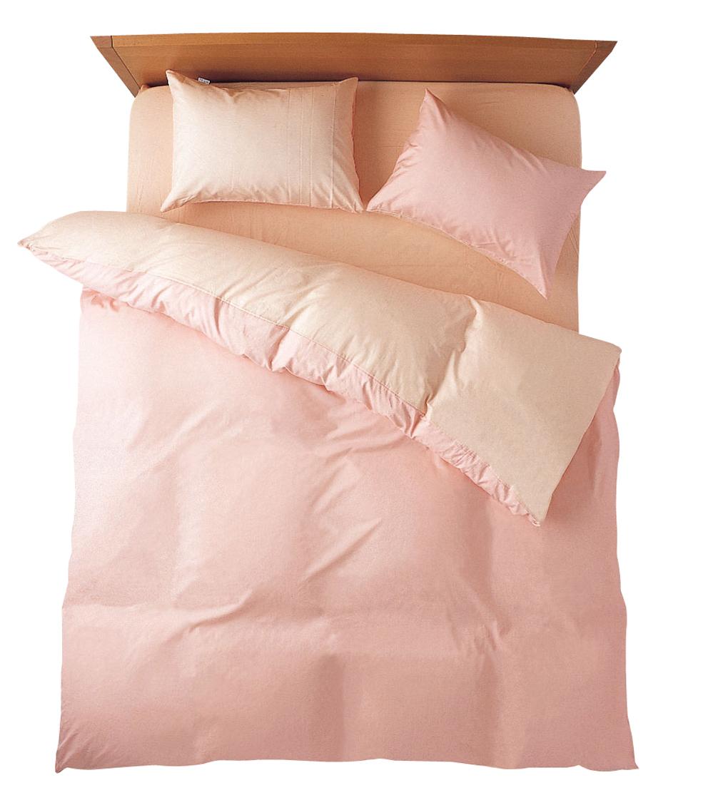 メリーナイト FROM フロムコレクション 敷布団カバー シングルサイズ 105X215cm ピンク