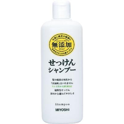 ミヨシ石鹸 無添加せっけんシャンプー【シャンプー】