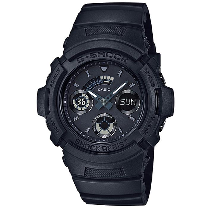 カシオAW-591BB-1AJFメンズ腕時計Gショック