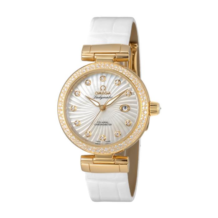 【ヤマト便】オメガ 425.68.34.20.55.002 レディース腕時計 デ・ビルレディマティック