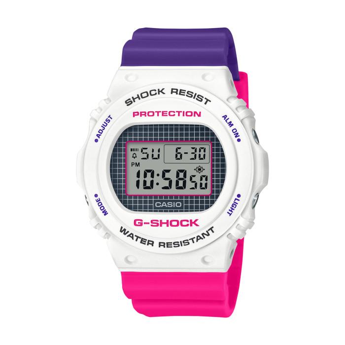 カシオDW-5700THB-7JFメンズ腕時計Gショック