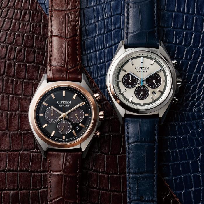 【送料無料!】シチズン CA4390-04H メンズ腕時計 アテッサ