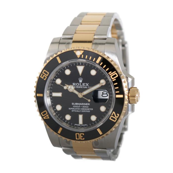 【カード決済不可・銀行振込のみ】ロレックス116613LNメンズ腕時計サブマリーナデイトIMPWATCH