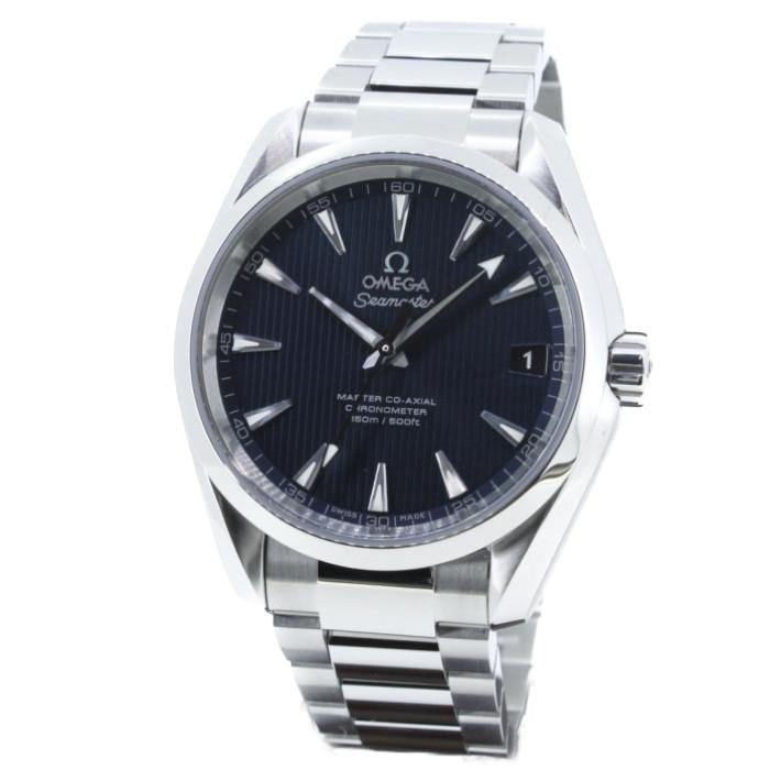 オメガ231.10.39.21.03.002メンズ腕時計シーマスター