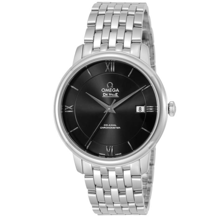 オメガ424.10.40.20.01.001メンズ腕時計デ・ビルOMLOPD