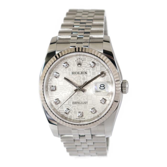 【カード決済不可・銀行振込のみ】ロレックス116234Gメンズ腕時計デイトジャスト