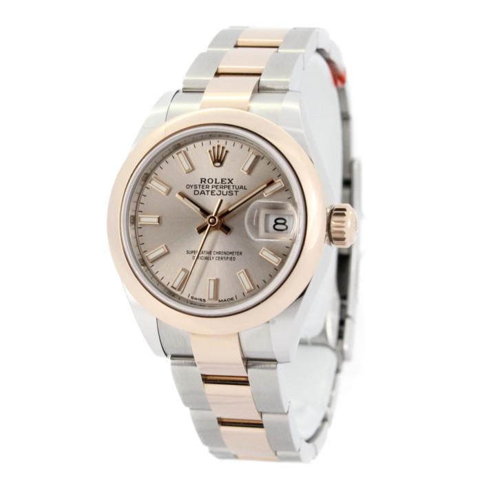 【カード決済不可・銀行振込のみ(振込手数料はお客様支払)】ロレックス279161レディース腕時計デイトジャスト