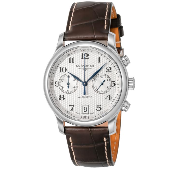 【送料無料!】ロンジン L2.669.4.78.3 メンズ腕時計 マスターコレクション クロノグラフ