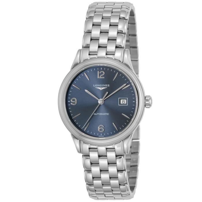 ロンジンL4.374.4.96.6レディース腕時計フラッグシップOMLOPD