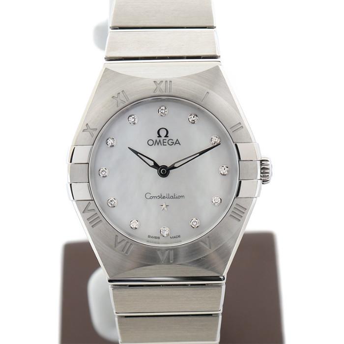 オメガ131.10.28.60.55.001レディース腕時計コンステレーションIMPWATCH