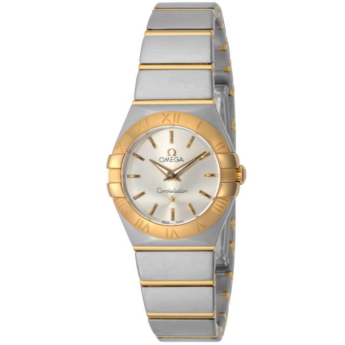 オメガ123.20.24.60.02.002レディース腕時計コンステレーションIMPWATCH