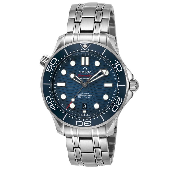 オメガ210.30.42.20.03.001メンズ腕時計シーマスター