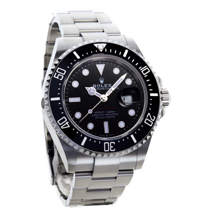 【ヤマト便】【送料無料!】ロレックス 126660 メンズ腕時計 シードゥエラーディープシー