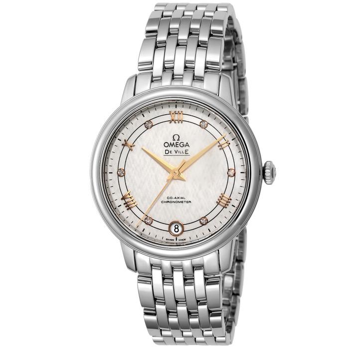 オメガ424.10.33.20.52.001レディース腕時計デ・ウ゛ィルプレステージIMPWATCH