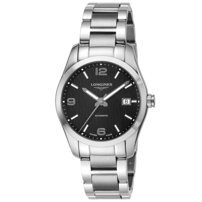 ロンジンL2.785.4.56.6メンズ腕時計コンクエストクラシック OMLOPD