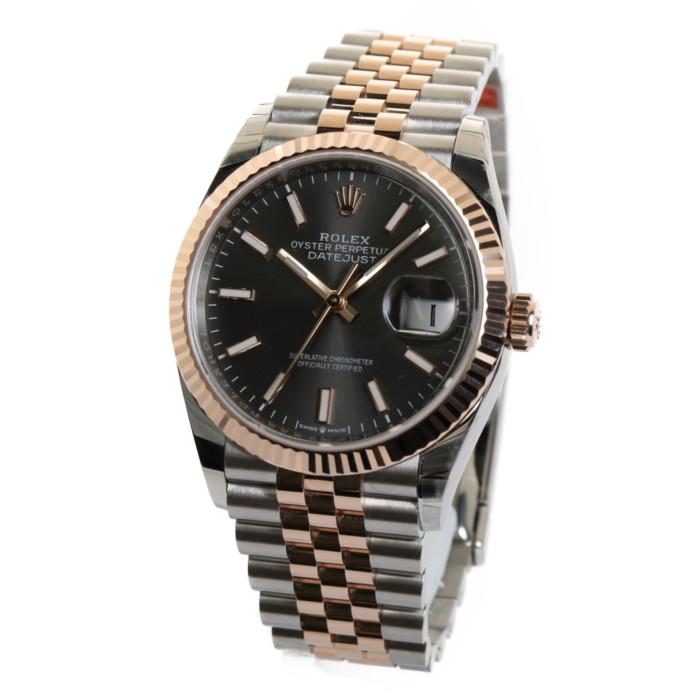 【カード決済不可・銀行振込のみ】ロレックス126231DRGメンズ腕時計デイトジャストIMPWATCH