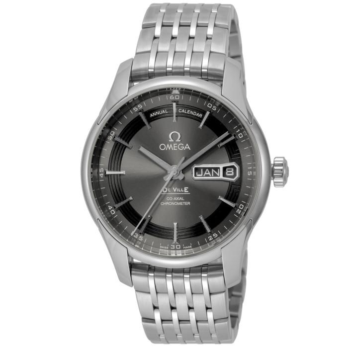 【カード決済不可・銀行振込のみ】オメガ431.30.41.22.06.001メンズ腕時計デ・ビルOMLOPD