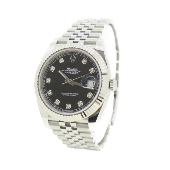 【カード決済不可・銀行振込のみ】ロレックスメンズ腕時計126334G(1090BK【ROLEX】