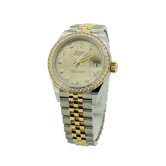 【カード決済不可・銀行振込のみ】ロレックスレディース腕時計279383RBR(1655CH【ROLEX】
