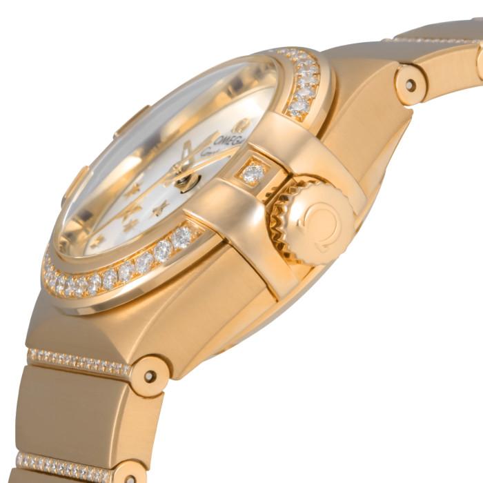 【お取り寄せ】オメガレディース腕時計123.55.27.20.05.002【OMEGA】キンムク
