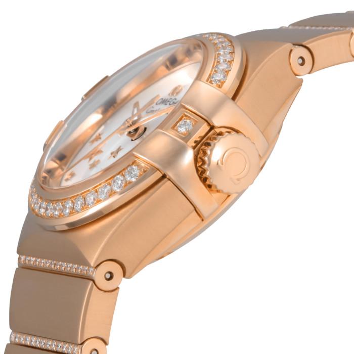 【お取り寄せ】オメガレディース腕時計123.55.27.20.05.004【OMEGA】キンムク