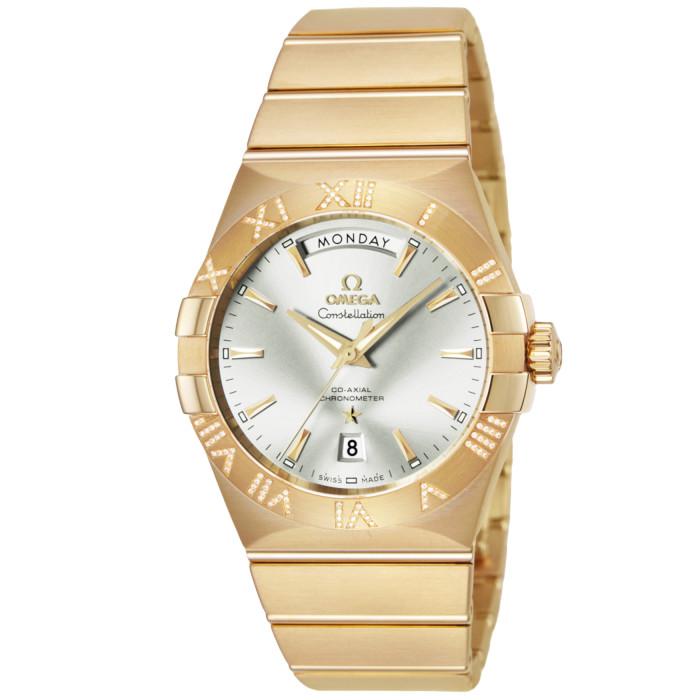 【お取り寄せ】オメガメンズ腕時計123.55.38.22.02.002【OMEGA】キンムク
