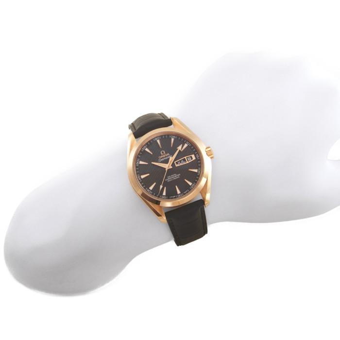 【お取り寄せ】オメガメンズ腕時計231.53.43.22.06.001【OMEGA】キンムク