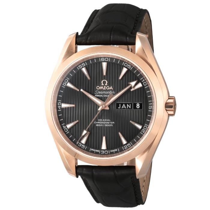 【お取り寄せ】オメガメンズ腕時計231.53.43.22.06.003【OMEGA】キンムク