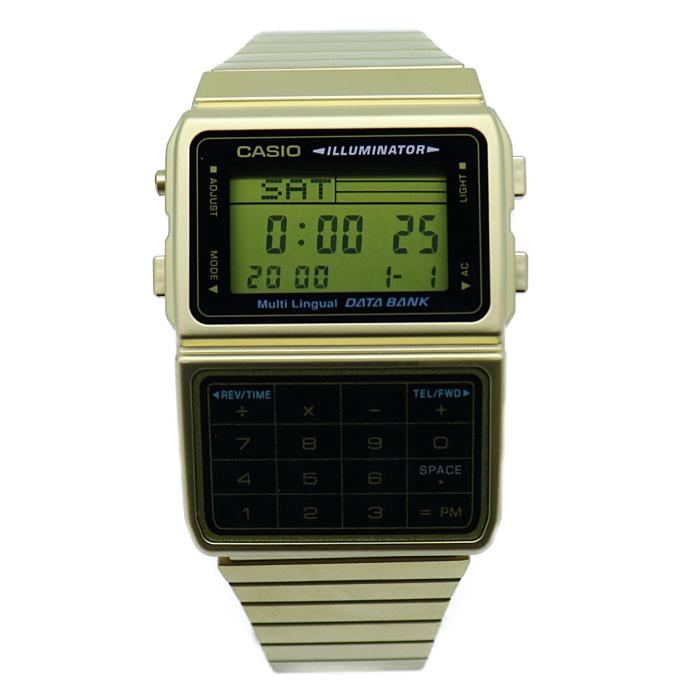 【並行輸入品】カシオメンズレディス時計DBC-611G-1【CASIO】