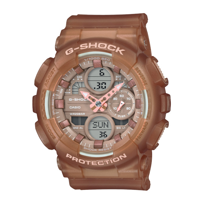 【送料無料!】カシオ メンズ腕時計 GMA-S140NC-5A2JF 【CASIO】