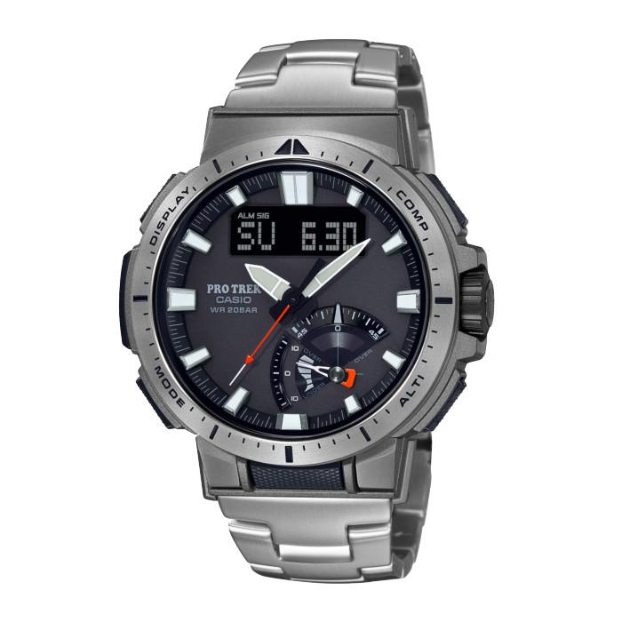 【送料無料!】 【CASIO】カシオ PRO TREK メンズ腕時計  NEW WATCH