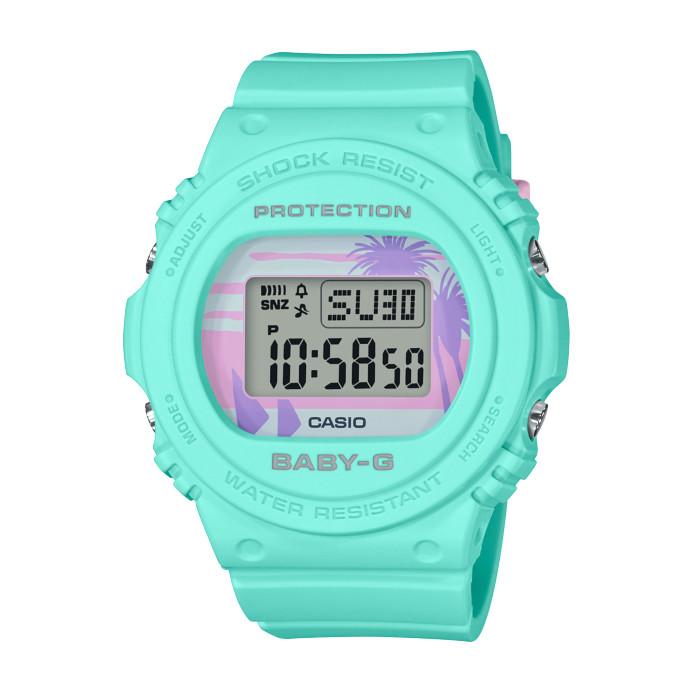 【送料無料!】カシオ レディース腕時計 BGD-570BC-3JF 【CASIO】
