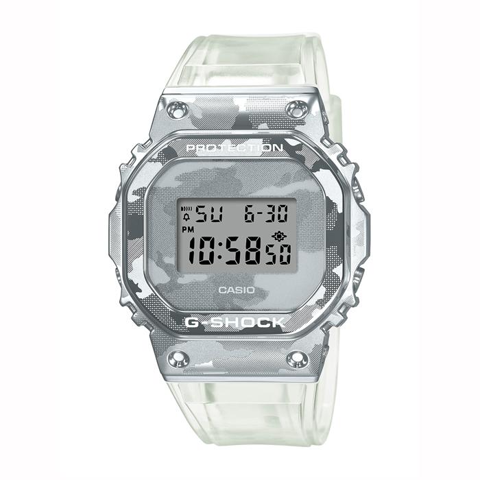 カシオ 紳士 時計 GM-5600SCM-1JF  デジタル SI 【CASIO】