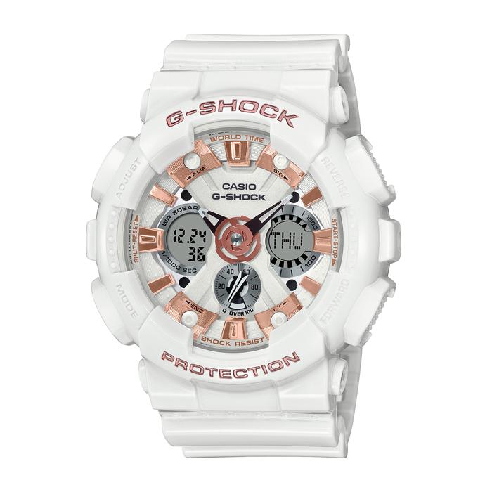 【送料無料!】カシオ G-SHOCK 紳士 時計   ホワイトWH  【CASIO】