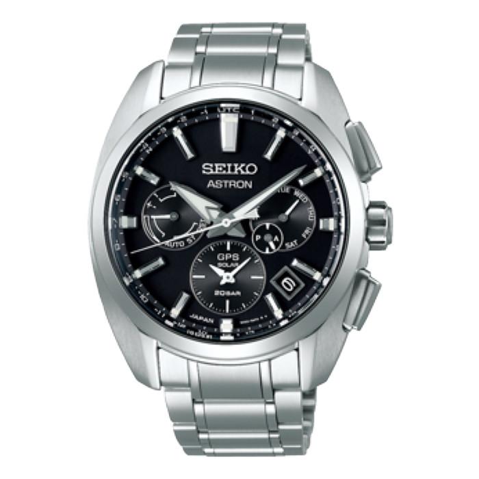 セイコー紳士時計SBXC067ブラックBLACK【SEIKO】