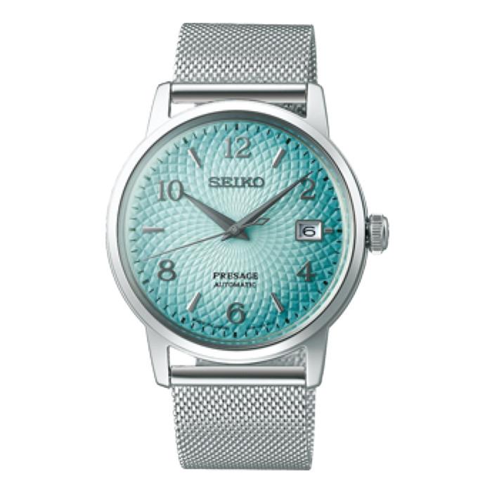 【送料無料!】セイコー 紳士 時計 SARY171  ブルー BLUE 【SEIKO】