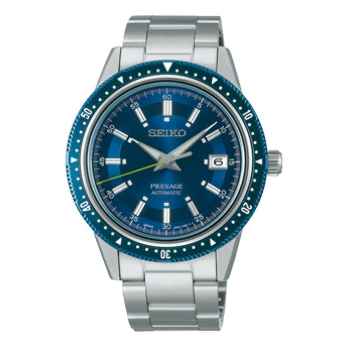 セイコー紳士時計SARX081ブルーBLUE【SEIKO】